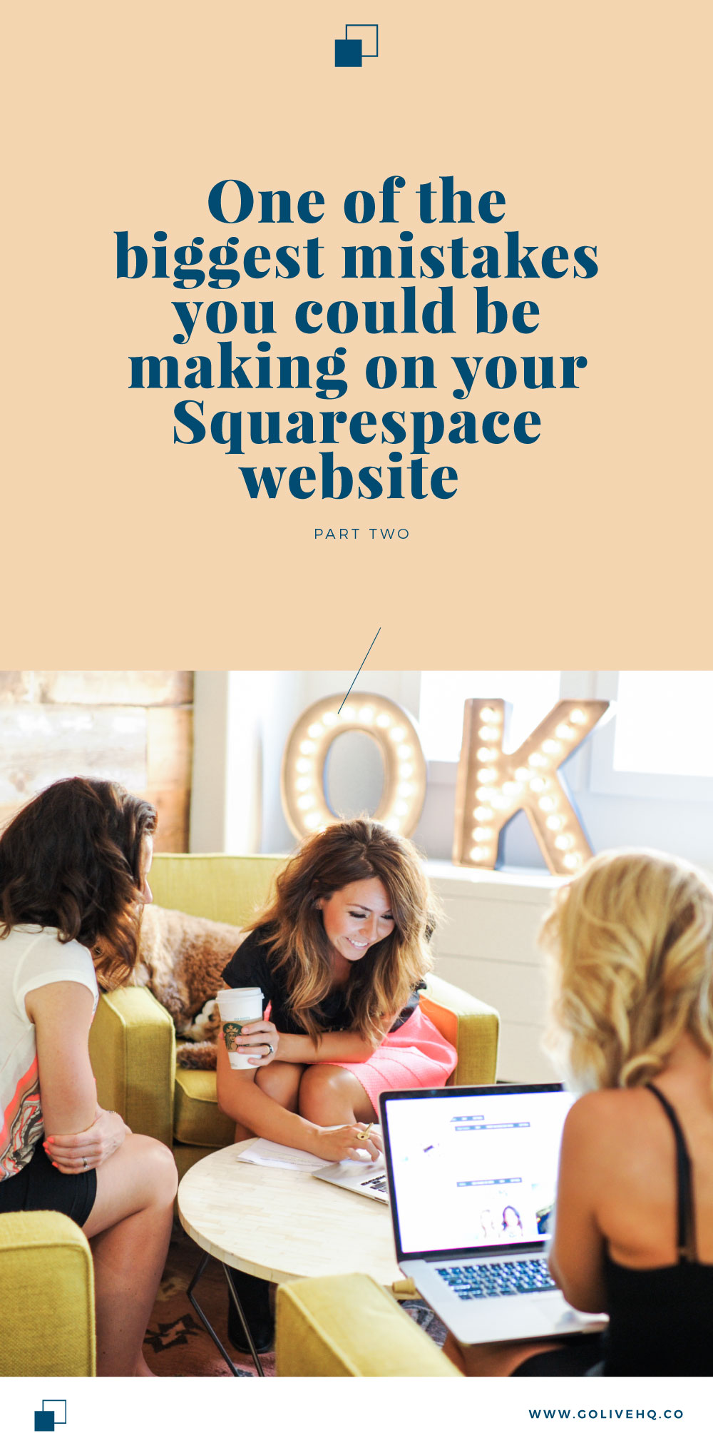 ONE OF THE BIGGEST MISTAKES YOU COULD BE MAKING WITH YOUR SQUARESPACE WEBSITE ONE OF THE BIGGEST MISTAKES YOU COULD BE MAKING WITH YOUR SQUARESPACE WEBSITE PT. 2