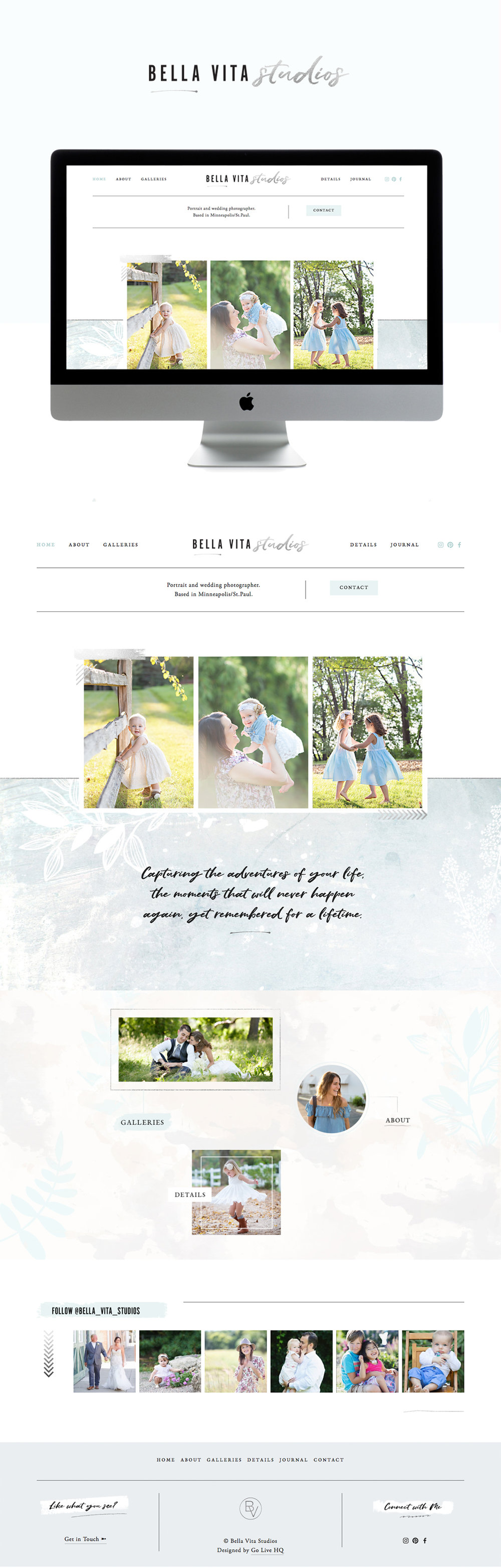 free people website inspiration | Go Live Hq