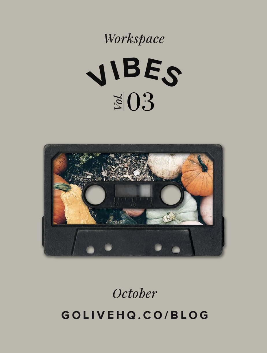 October music playlist by Go Live Hq.