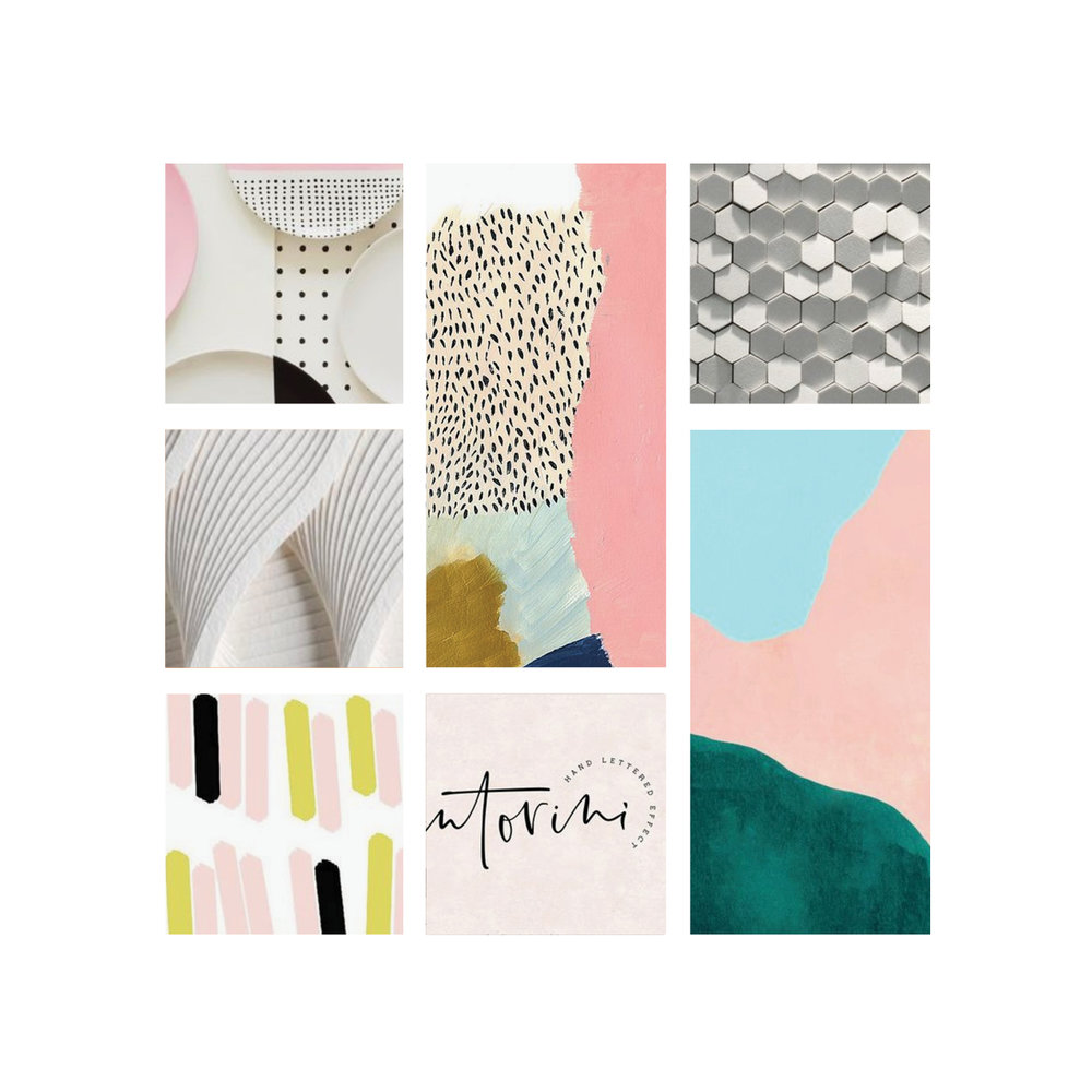 Event Website Mood Board | Go Live HQ