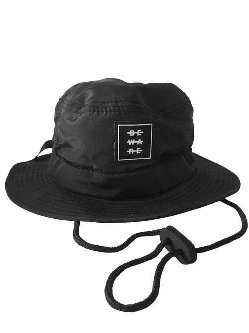 BEWARE BUCKET HAT — Grizzly Print Parlour  2eb0c3469e9