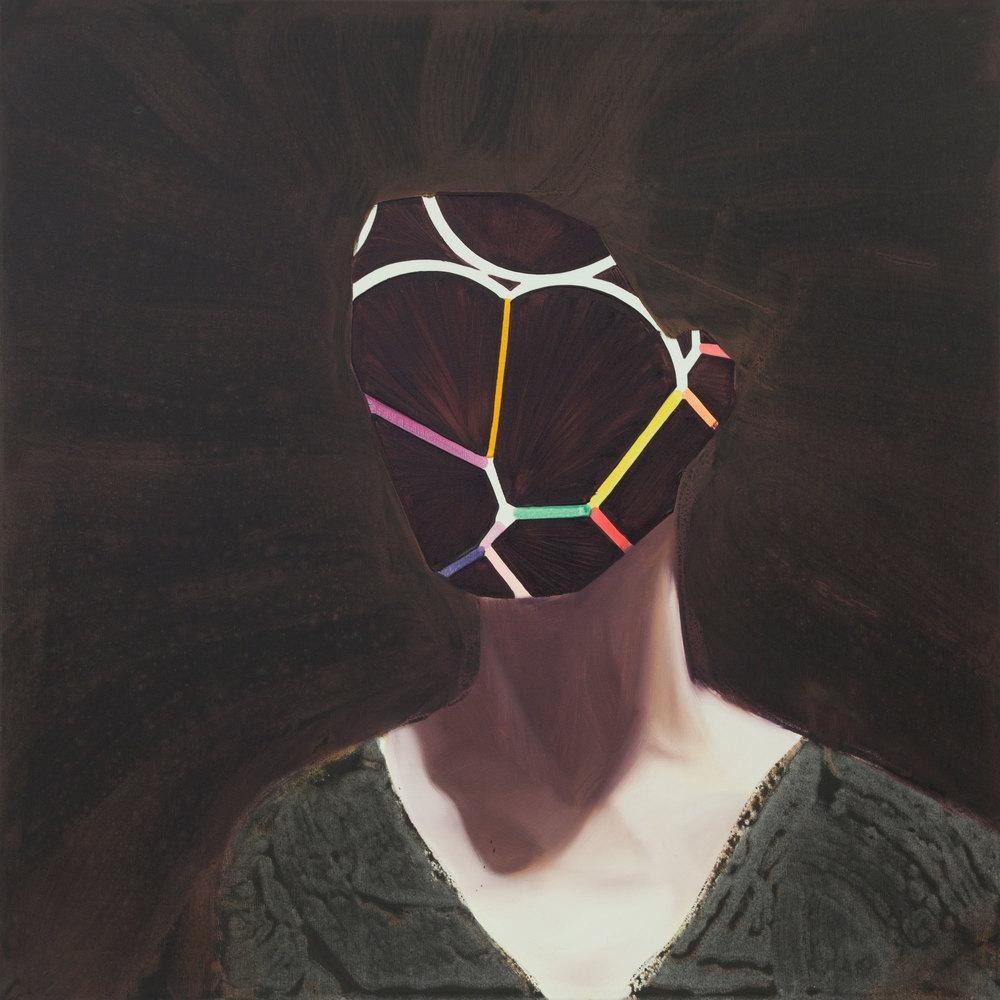 Primal Cuts | Paintings | 2008