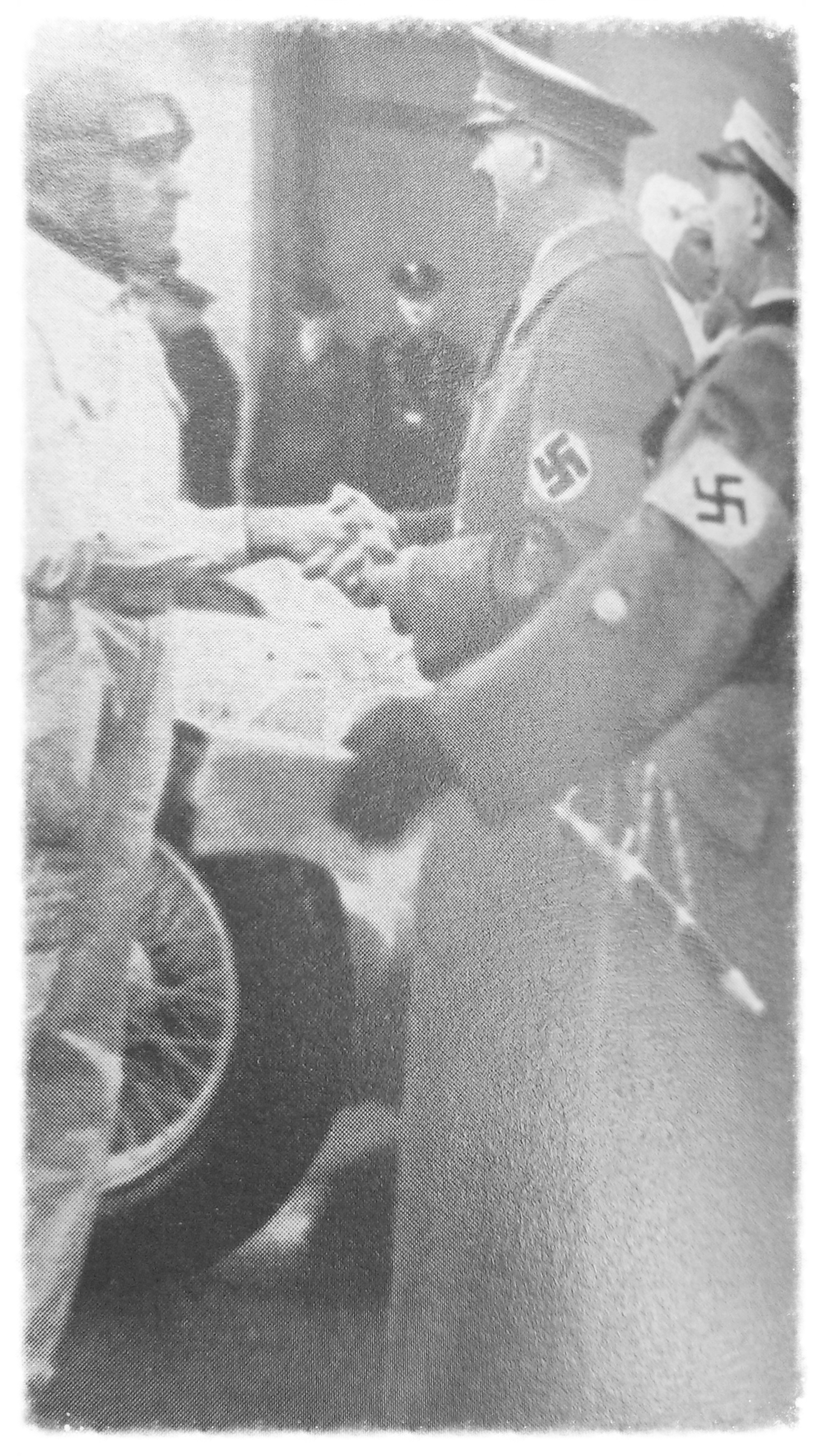 Nuvolar meets Hitler