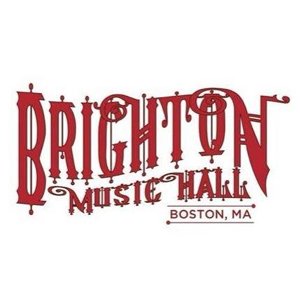 BRIGHTON MUSIC HALL  Located in Allston, MA, Brighton Music Hall is a 476 capacity room, operated by Crossroads Presents.