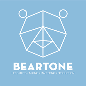"BEARTONE STUDIO  ""Our number one goal at BearTone Studio is to provide a place where local artists can make a recording – that sounds as good as the albums we all love – without having to go through the pressure and headaches that come from some big budget studios. We have professional gear and an impressive client resume without the matching ego and pretentious expectations."""
