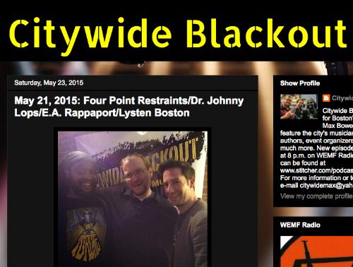 via  Citywide Blackout