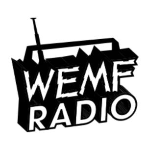 WEMF RADIO  Live online radio station and show curation.