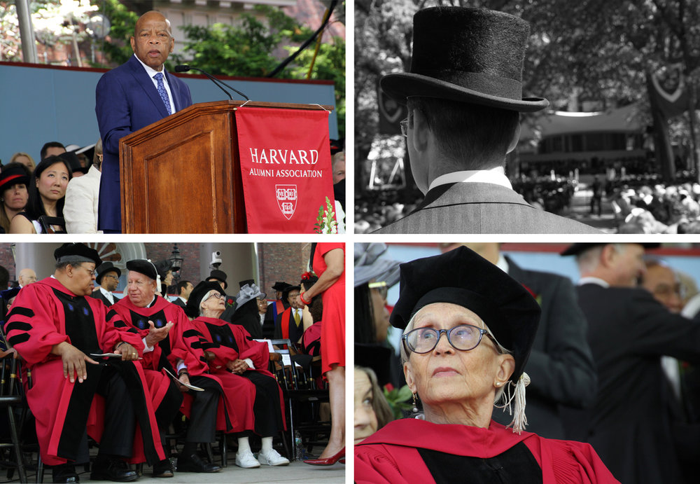Harvard Commencement 2018