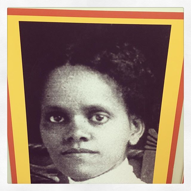 Ms. Effie Waller Smith, writer 1879-1960 #kentuckywritershalloffame