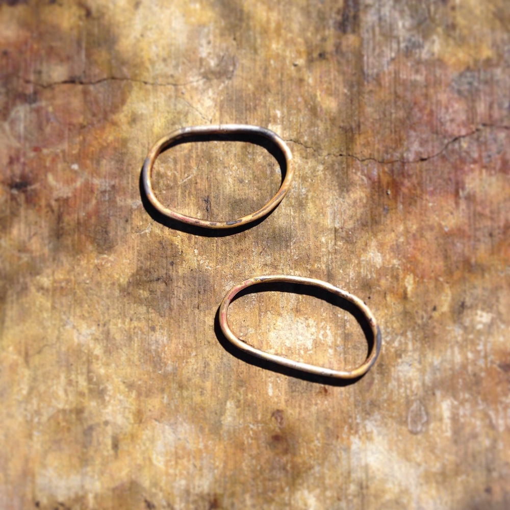 soldered ring bands