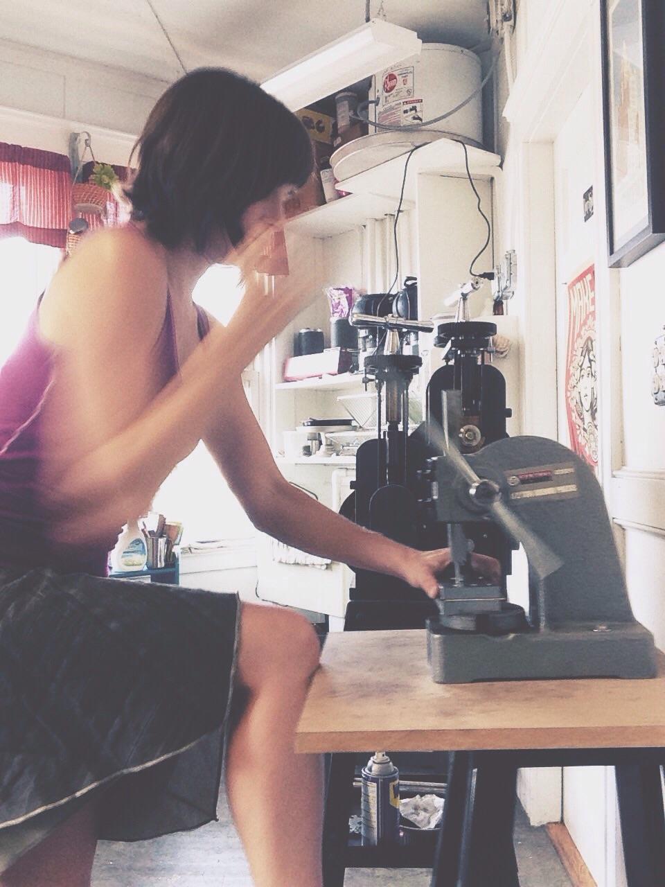Cutting discs...