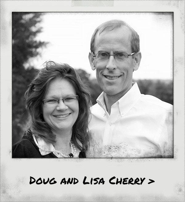 Doug and Lisa have a passion for families. When their eldest daughter was victimized by a sexual predator and fell into an extreme teen crisis, everything in their family was tested. However, their testimony points wholly to the true power of God and His passion for restoration in every home. Today, Doug and Lisa speak compassionately and boldly to parents and families, equipping them to stand amidst the darkness of this culture. Through their experience as local pastors, speakers, authors, radio guests, and mentors, they have seen the pull of the darkness and the all-encompassing power of redemption. Their dynamic style will have you crying one minute and laughing the next. The Cherry's are the founders of Frontline Family Ministries, POTTS (Parents of Teens and Tweens), Victory Dream Center, and REALITY Youth Center. They have ten kids (crazy!) and seven grandkids! With this many people around, there is rarely a dull moment! They love traveling, ministering, and relaxing with their very active family, and currently make their home in Southern Illinois.