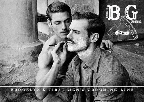 Brooklyn Grooming: Brooklyn's First Men's Grooming Line