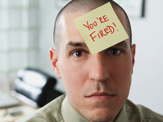 Don't let Boss Man fire your client.