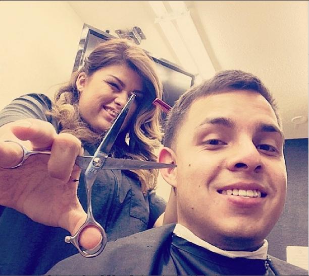 Mariela Perez LBU Her Chair His Hair Lady Barber Profile