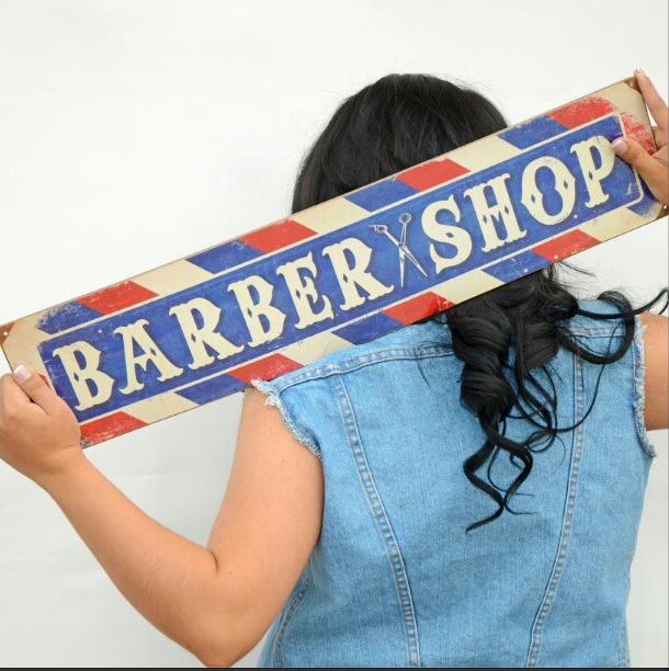 Mariela Perez Lady Barber Profile