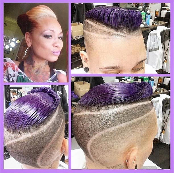 Barber: LadyJaeKutz