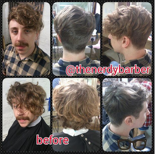 Barber: TheNerdyBarber