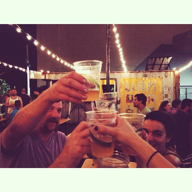 Cheers to the close of our debut event at CAM Raleigh! Thank you to all the Raleighites, Triangulators  and North Carolinians that came out and made this an incredible success! What an incredibly rewarding 11 days of showing what's possible in #downtownraleigh #wanderon #makeroomfornewfriends