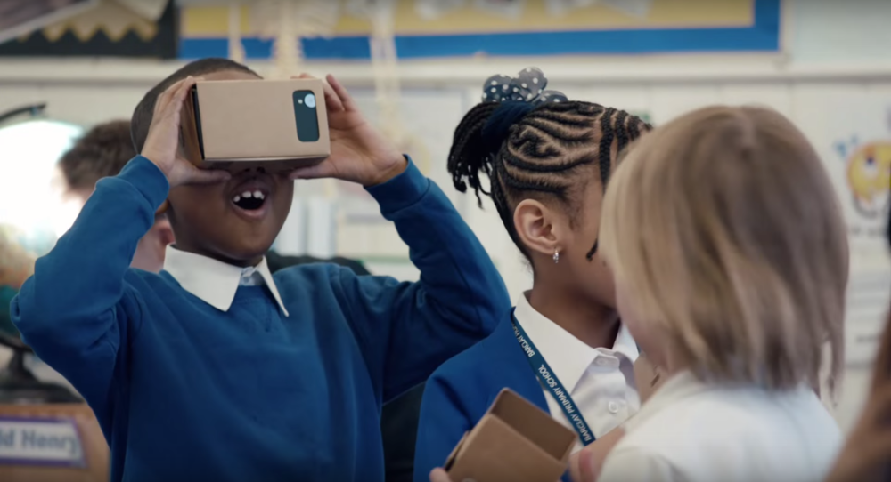 Google Expedition's Pioneer Program