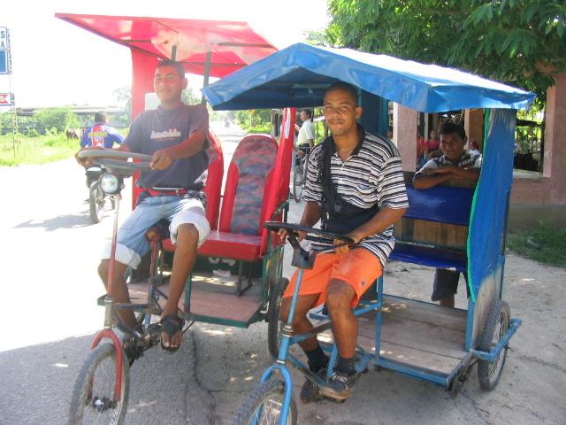 Aracataca public transit.