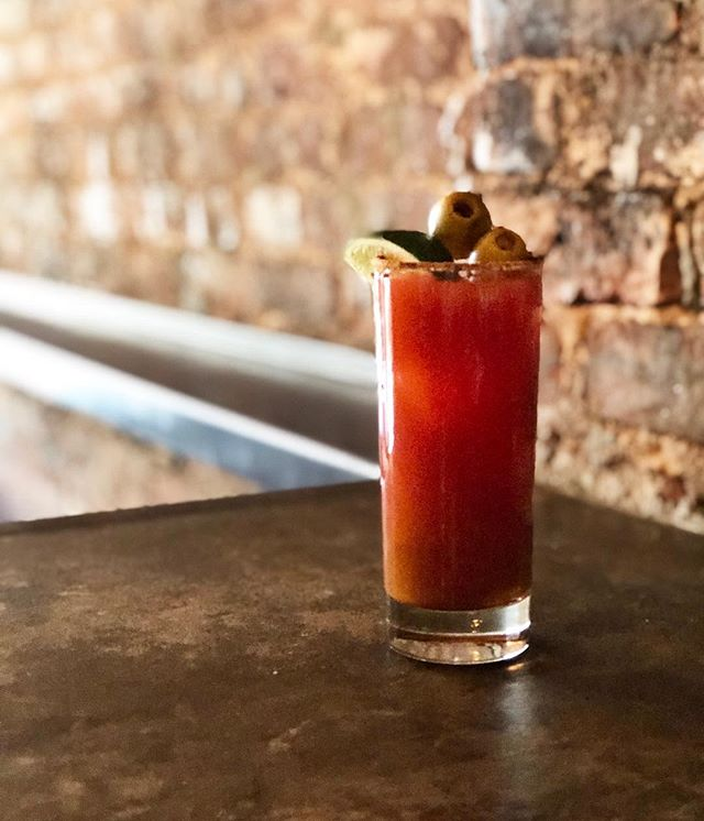 Feels like a great afternoon for a Bloody! (Maria, duh)