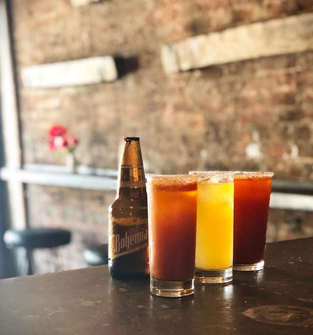 It's Michelada weather! Get to work.
