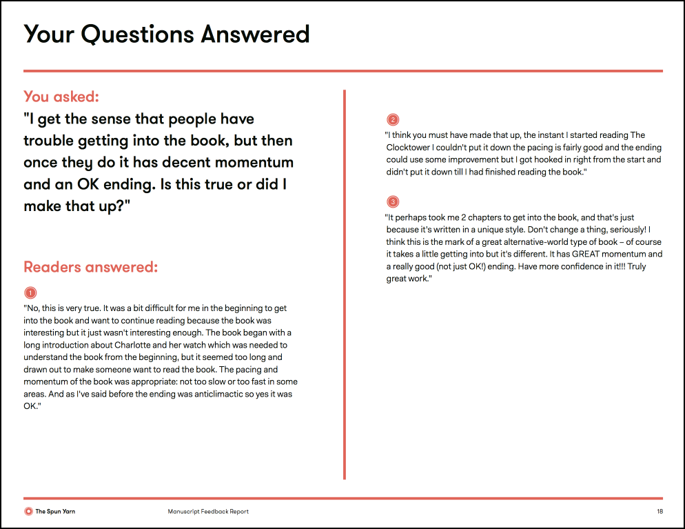 Copy of Page 18 – Your Questions Answered
