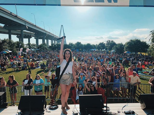 @1035wezl PARTY IN THE PARK!!! THANK YOU!!! 😍🤠
