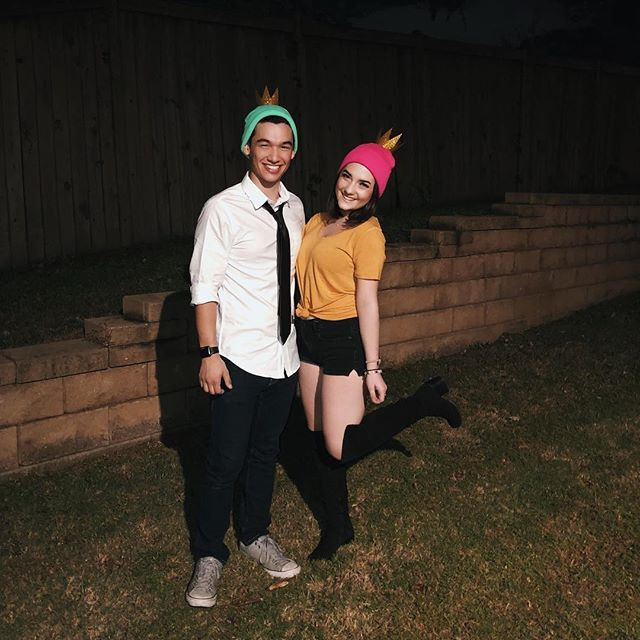 """""""We're two halves of a whole idiot"""" — Cosmo & Wanda 👑"""