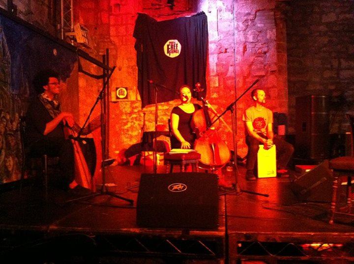 Tron Kirk for the Free Fringe, Edinburgh 2013