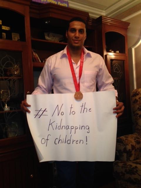 Hesham Mesbah Olympian Medalist (2004, 2008, 2012)