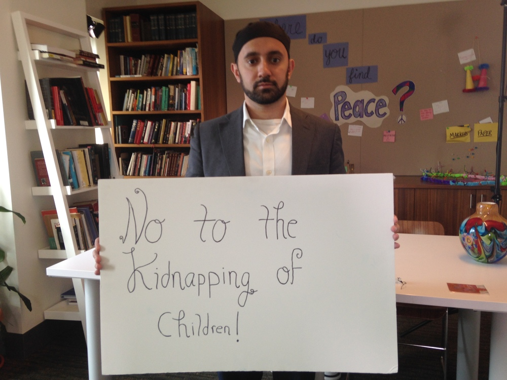 Imam Khalid Latif  Executive Director and Imam for the Islamic Center at New York University (NYU)