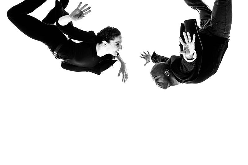 Photo credit:Matthew Murphy   Myelination , dancers:Ephrat Asherie-Matthew West