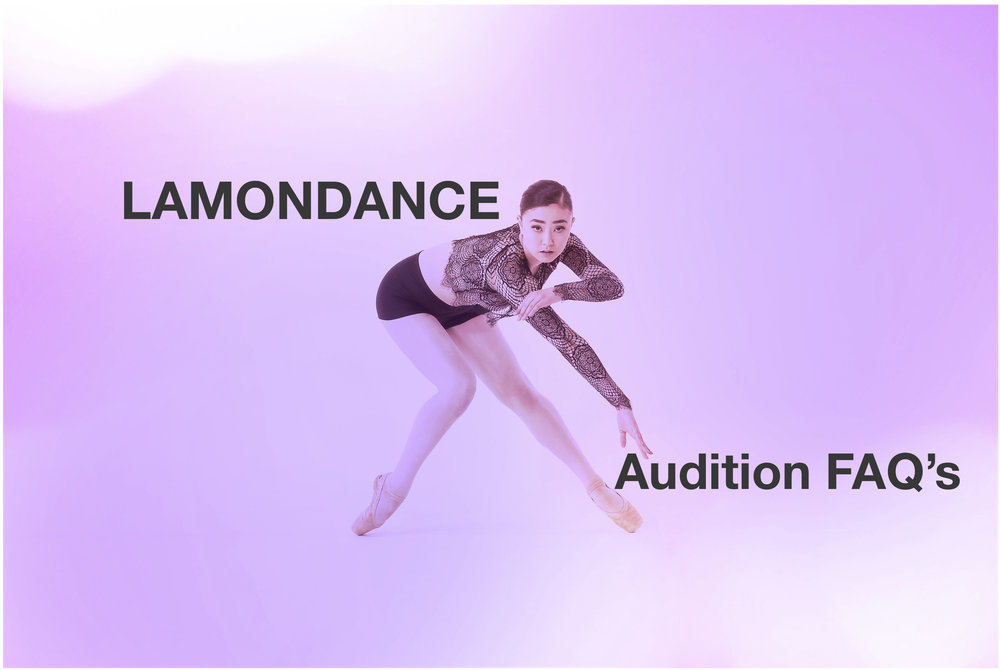 Audition FAQ's.jpg