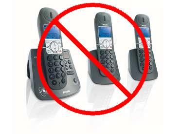 Not so good Phillips Phones