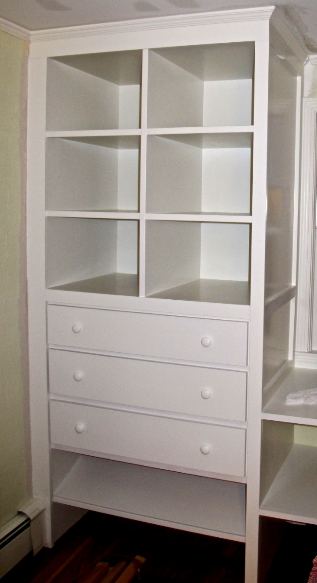 Cubbies and Dresser, Yarmouth