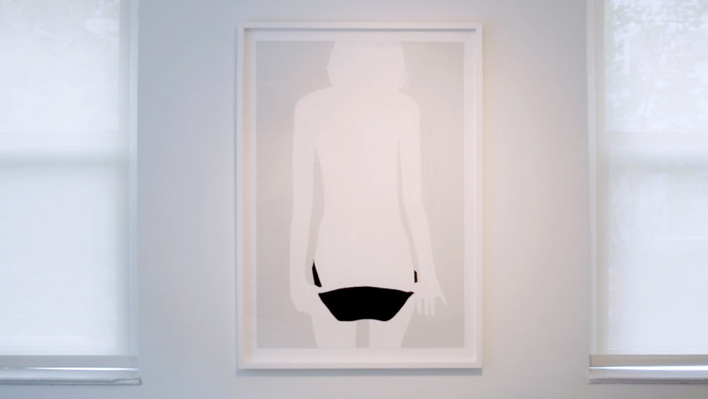 painting by Natasha Law
