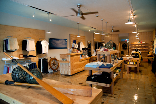 Visit our showroom and grab a cup of coffee while you explore the hundreds of options for your crew apparel