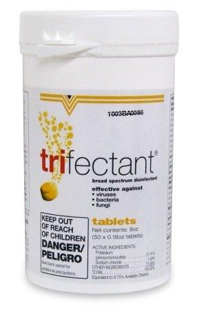 VETOQUINOL 005VET02-50 Vetoquinol Trifectant Tablets, 50 Count
