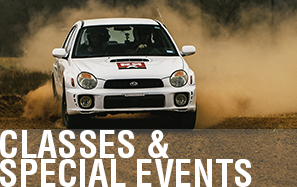 Rally Ready Driving School Classes