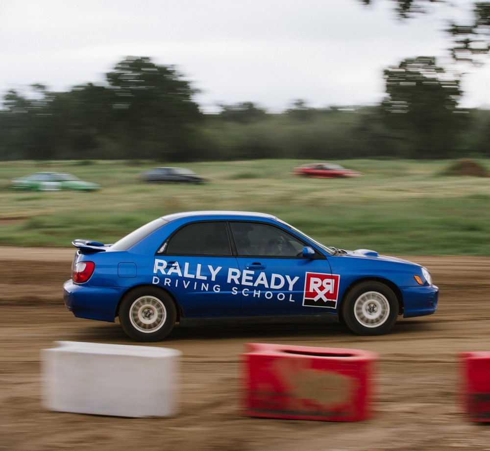 Rally Ready Driving School