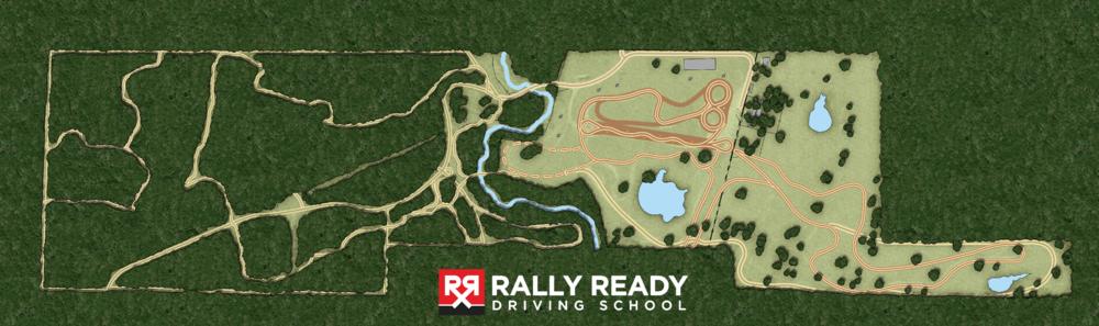 Rally Ready Sitemap
