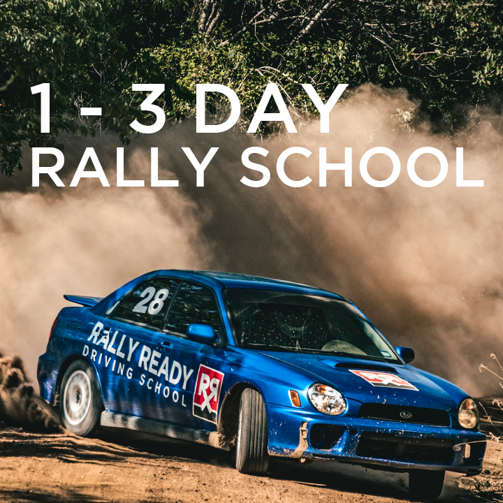 3 Day Rally University Rally Driving School