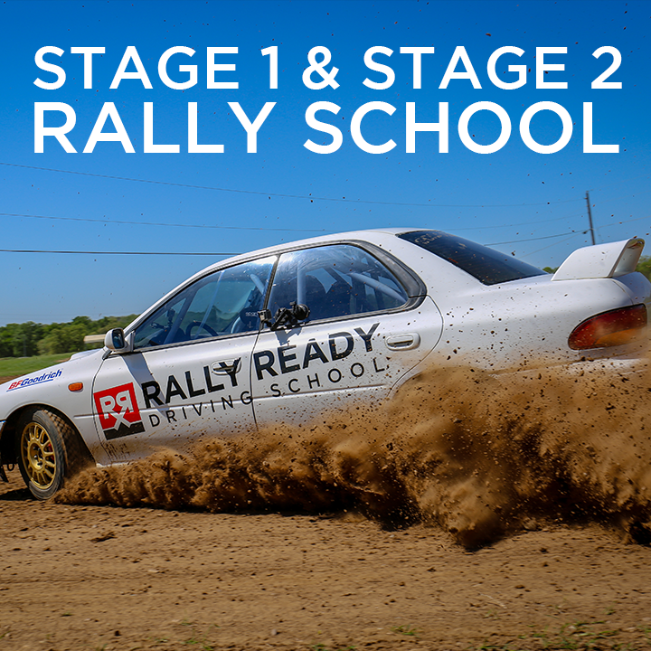 Rally Ready Driving School Rally Classes