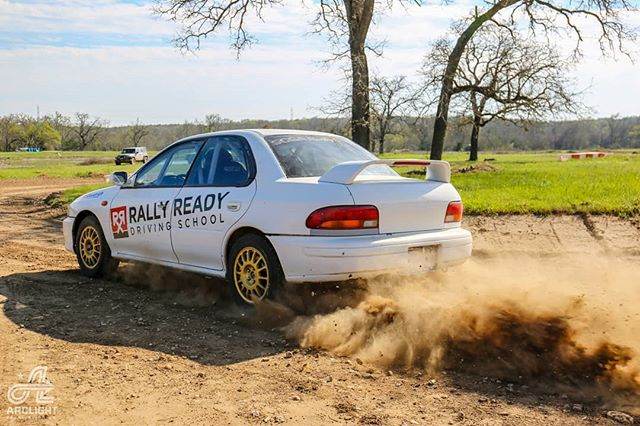 Launching into the week like @thearclight. We've got some space in our 1 and 2 day rally school this weekend. Sign up at rallyready.com! 📸: @arclightfab