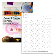 Outlined Shapes (pdf download)