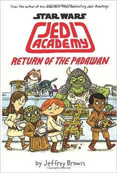 Star Wars Jedi Academy, Return of the Padawan