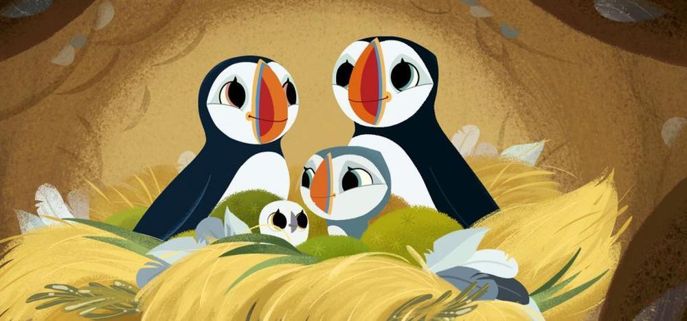 Puffin Rock   ©2014 Cartoon Saloon/Dog Ears/Penguin Group