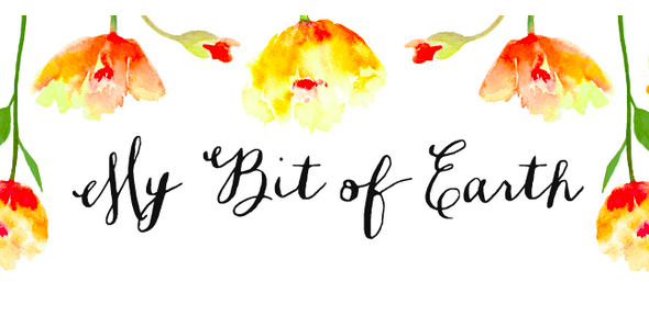 My Bit of Earth Header for Giveaway